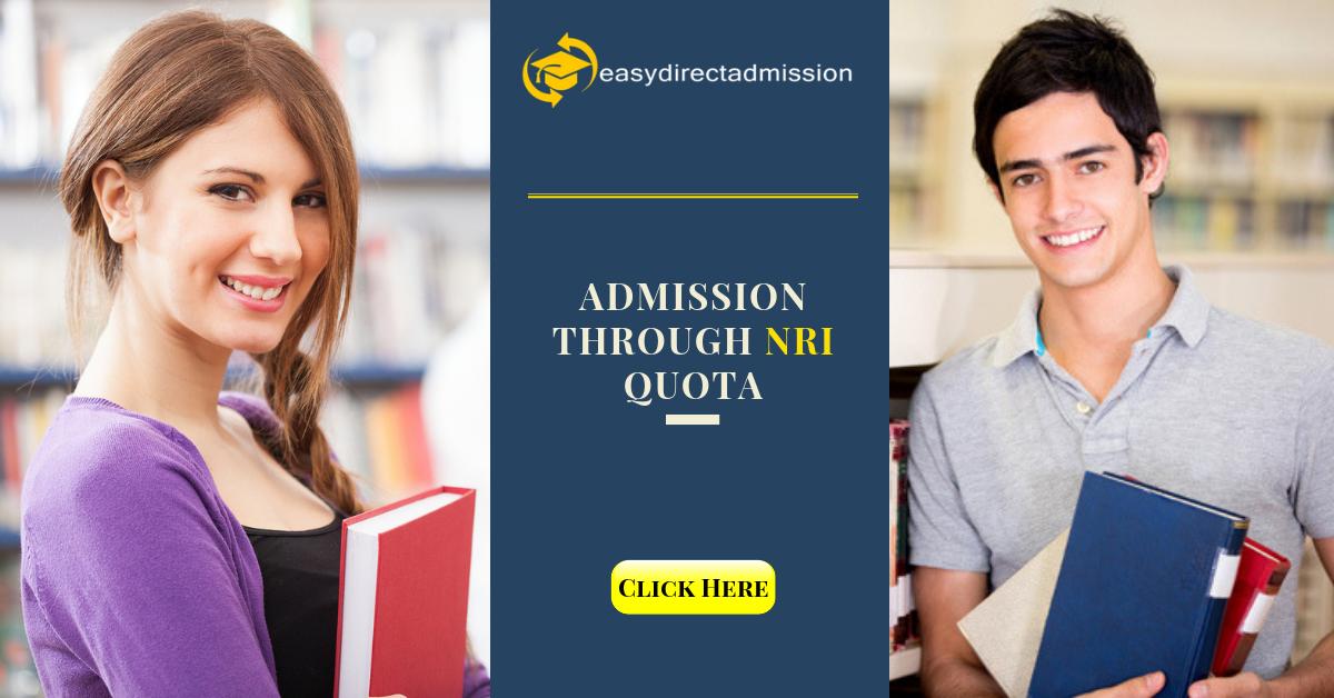 Admission Through NRI Quota